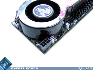 ASUS EAH4870X2 Card Back