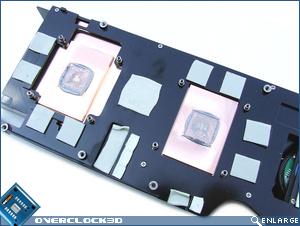 ASUS EAH4870X2 Cooler