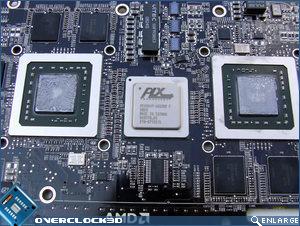 ASUS EAH4870X2 GPU's