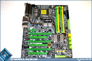 DFI X48-T3RS Mainboard