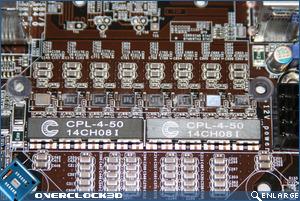 DFI X48-T3RS PWM