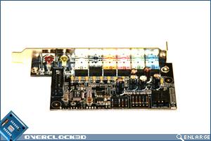 DFI X48-T3RS Bernstein module