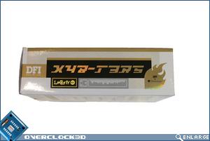 DFI X48-T3RS Box Side