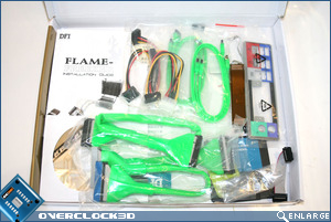 DFI X48-T3RS Accessories
