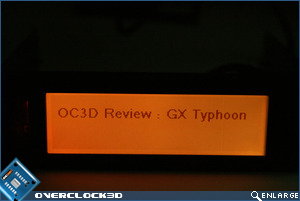 Matrix Orbital GX Typhoon Orange