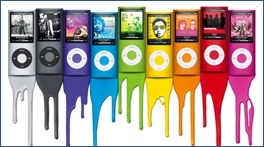 iPod Nano revamped