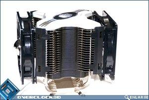 Cooler Master Z600 Fans Attached