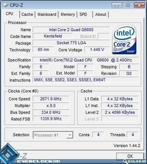 CPU-Timings