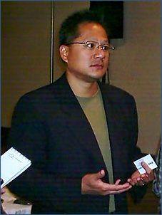 Jen-Hsun Huang - Nvidia's CEO