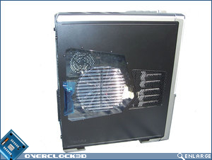 Thermaltake Spedo left side