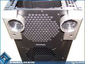 Thermaltake adjustable case feet