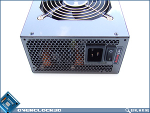 Be-Quiet Dark Power Pro 1200w back