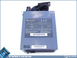 Be-Quiet Dark Power Pro 1200w Top