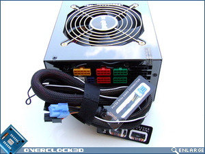 Be-Quiet Dark Power Pro 1200w Front