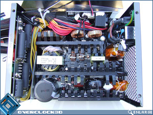 Be-Quiet Dark Power Pro 1200w Inside