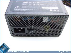 Cooler Master UCP 1100w Back