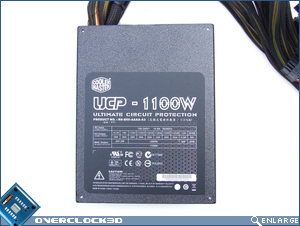 Cooler Master UCP 1100W Top