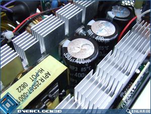 Cooler Master UCP 1100w Caps