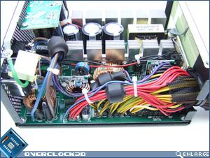 Cooler Master UCP 1100w Inside
