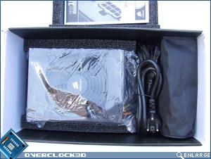 Corsair HX 1000W Box Open