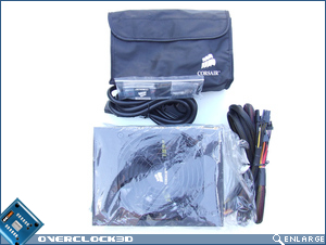 Corsair HX 1000W Contents