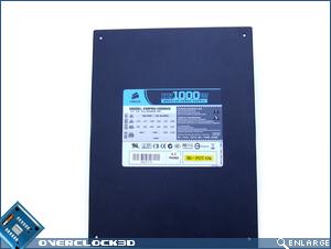 Corsair HX 1000W Top