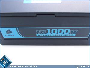 Corsair HX 1000W Side