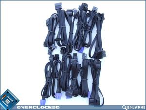 Corsair HX 1000W Cables