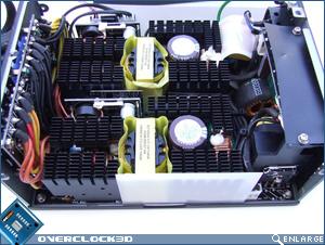 Corsair HX 1000W Inside