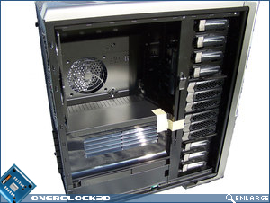 Thermaltake Spedo internal shot