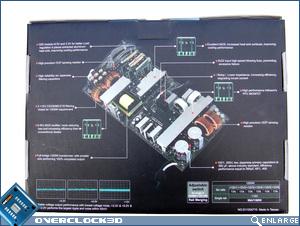 Silverstone Zeus 1200w Box Back