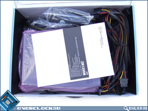 Silverstone Zeus 1200w Box Open