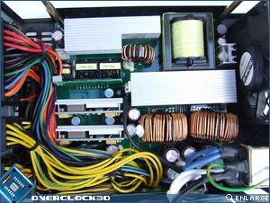Silverstone Zeus 1200w PCB