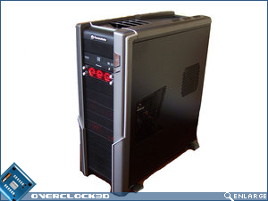 Thermaltake Spedo Advanced powered up