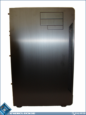 X2000 Left Panel