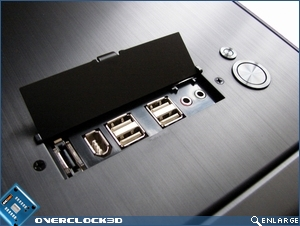 X2000 Peripheral Ports