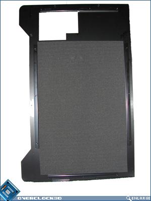 X2000 Side Panel Inner