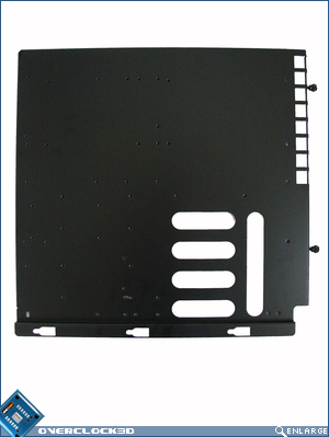 X2000 Removable Motherboard Tray