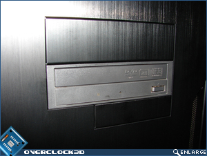 X2000 DVD Fitted
