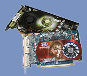 9600GSO vs HD4670