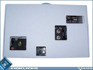 Foxconn BlackOps cardboard insert