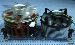 Core i7 stock cooler vs older stock cooler
