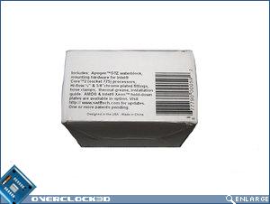 Swiftech GTZ box side