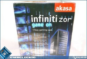 Akaks Infiniti Zor packaging_front