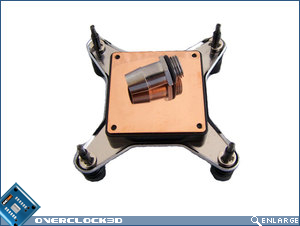 Swiftech Apogee copper base