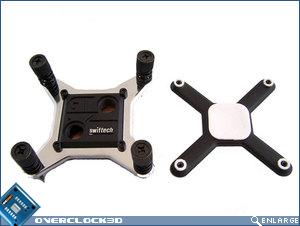 Swiftech Apogee GTZ and backplate
