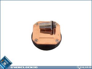 XSPC Delta V3 copper base