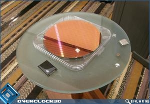 Wafer, SSD, CPU and Die