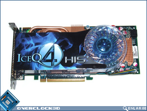 HIS HD 4850 IceQ 4 TurboX Top