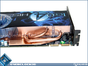HIS HD 4850 IceQ 4 TurboX Side